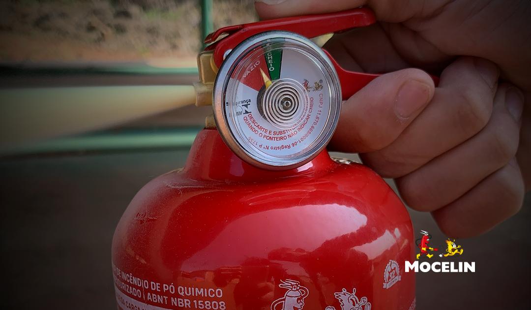 Extintor de incêndio residencial: por que ter em casa?
