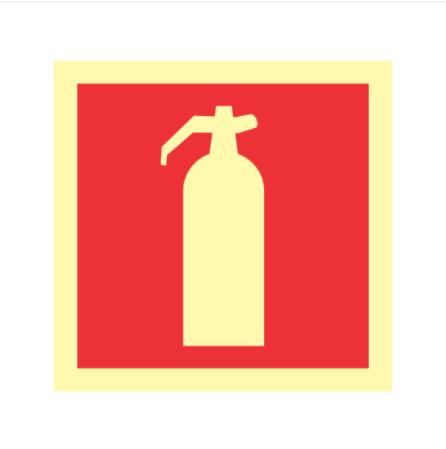 Sinalização de Emergência - Extintor   Mocelin