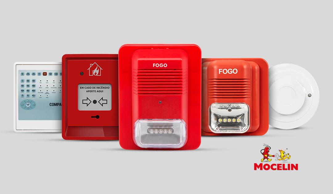 Qual a diferença de alarme de incêndio endereçável para o convencional?