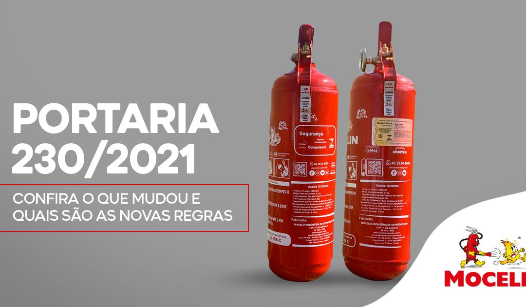 Portaria 230/2021: Confira o que mudou e quais são as novas regras